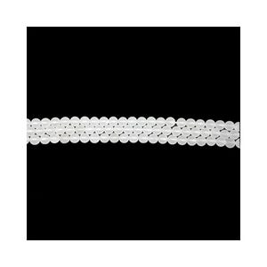 Clear Frosted Rock Crystal Grade A Plain Round Beads 6mm Strand Of 60+ Pieces CB31133-2