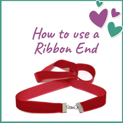 How to use a Ribbon End