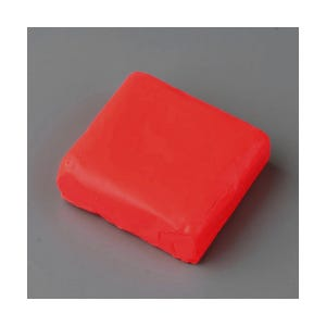 Red Polymer Modelling Clays Oven Bake 2 Packs Of 50g+ Y13565