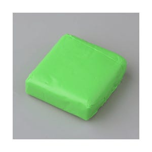 Lime Green Polymer Modelling Clays Oven Bake 2 Packs Of 50g+ Y13575